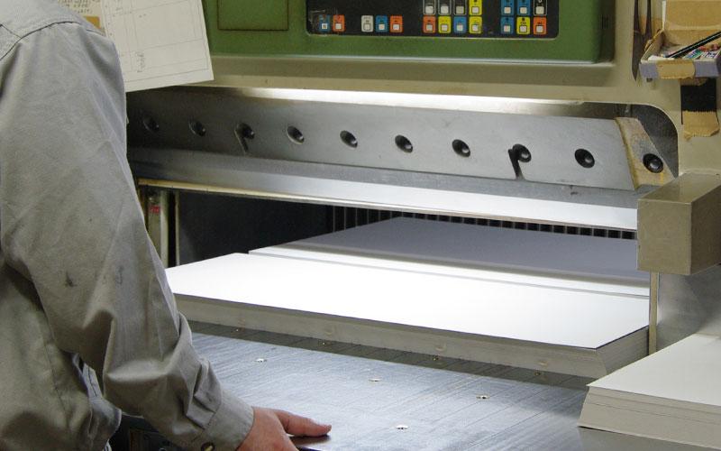 貼箱の制作工程1