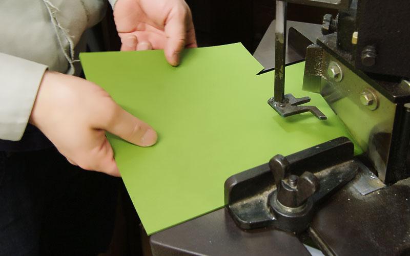 貼箱の制作工程3
