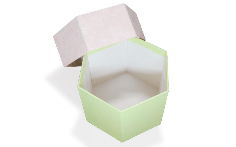 変形箱・箱の仕切り